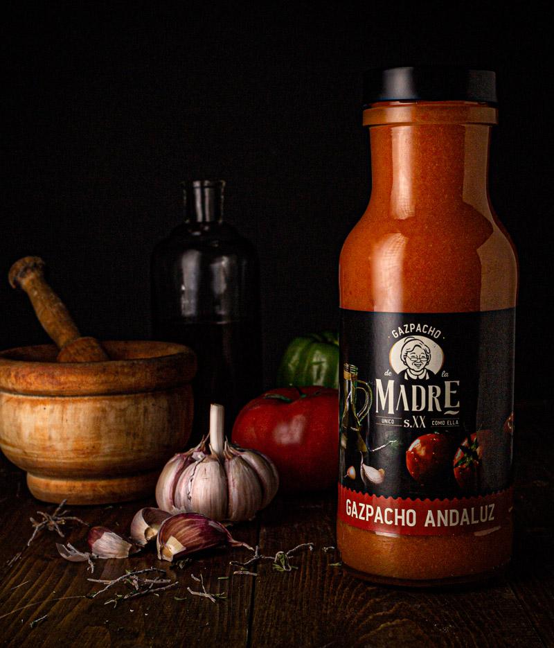 Salsas de la Madre Siglo XX - Gazpacho Andaluz
