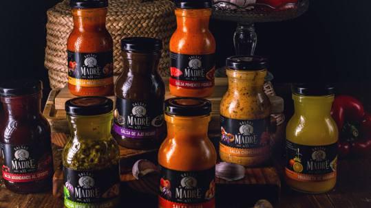 Salsas de la Madre Siglo XX - Salsas Gourmet