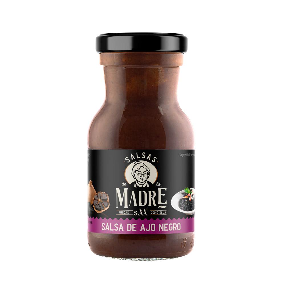 Salsas de la Madre Siglo XX - Salsa Ajo Negro