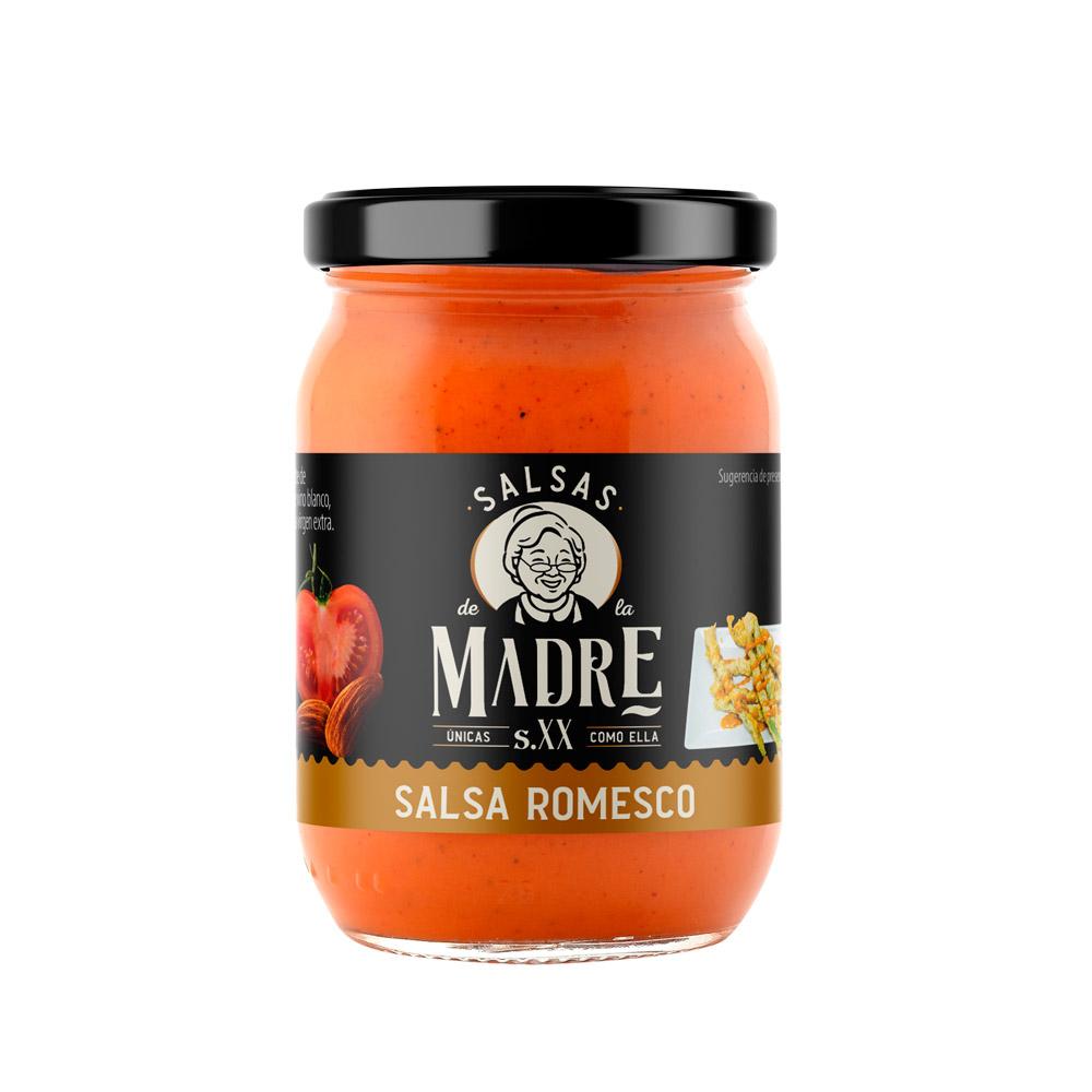 Salsas de la Madre Siglo XX - Salsa Romesco