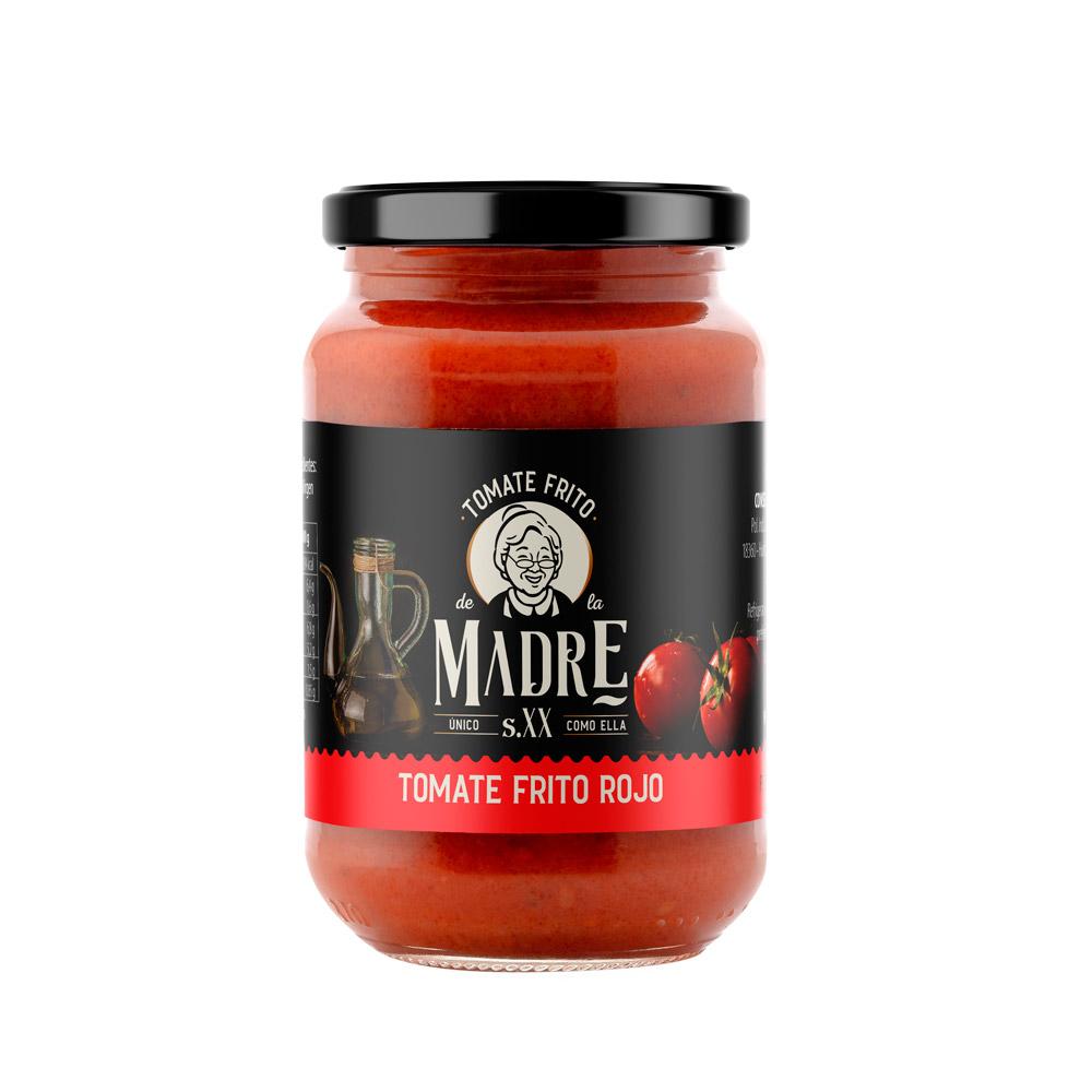 Salsas de la Madre Siglo XX - Tomate Frito Rojo