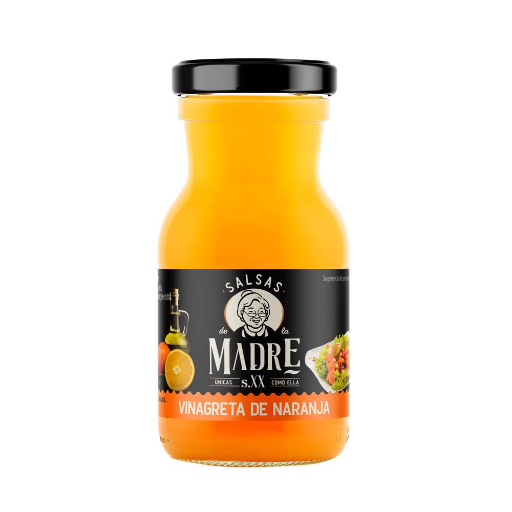 Salsas de la Madre Siglo XX - Vinagreta de Naranja